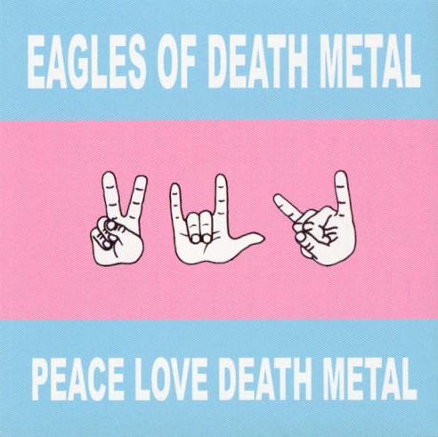 Symbol Of Eagles Of Death Metal.