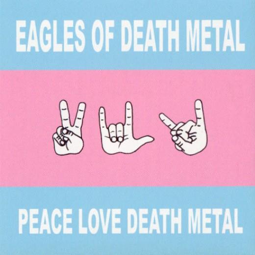 Symbol Of Eagles Of Death Metal.