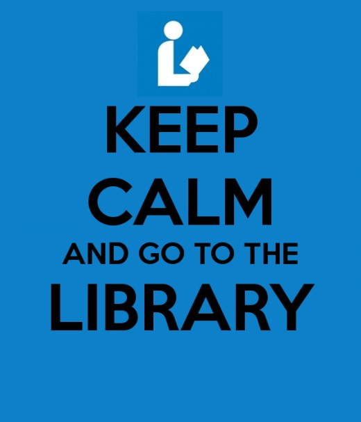 There's lots at the library -- books, DVD's, magazines.... and it's either free, or a lot cheaper to rent than to buy! Plus it's not taking up unnecessary space at your house, collecting dust.