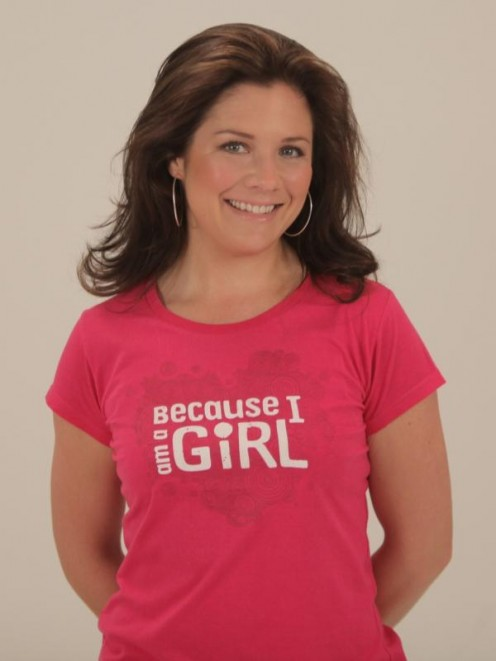 "Sophie Grégoire-Trudeau is the former National Ambassador for ""Because I am a girl"". The initiative focuses on ending gender inequality and promoting the rights of girls, while educating and supporting them to better their lives."