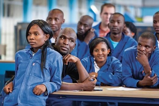 Recruitment Partner for Africa