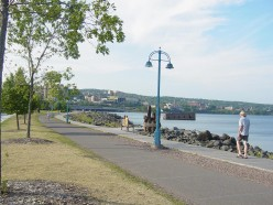 History of American Towns-Duluth, Minnesota on Lake Superior