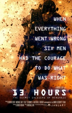 13 Hours: movie review