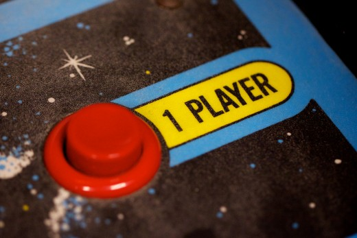 1 Player by Marcin Wichary via Flickr