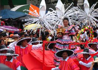 Cebu's colorful, festive Sinulog in January 2016