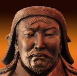 What was the Religion of Genghiz Khan;Greatest Conqueror of the World