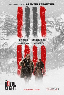The Hateful Eight: movie review