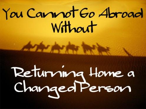 Cultural Adjustment is a Long Journey