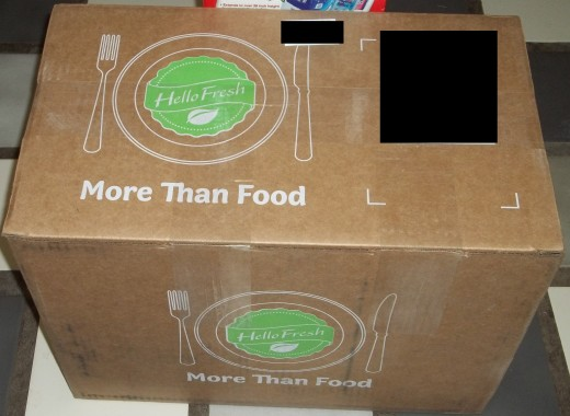 While helloFresh has for the most part carried out what their logo says:  More Than Fresh!