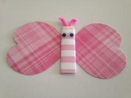 Butterfly flat