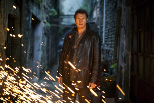 Neeson seems practically indestructible, removing any sense of tension from the film