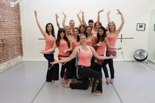 Welcome to your Belly Dance Class !