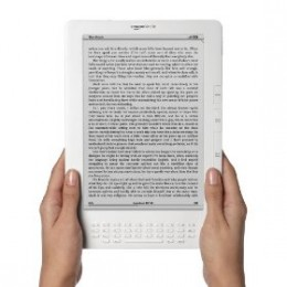 The Newest Kindle Model - The largest screen, ever!
