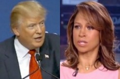 Stacey Dash and Donald Trump's audience