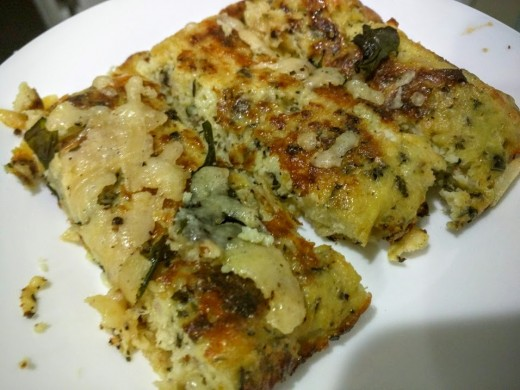 Cauliflower Parmesean Quot Bread Sticks Quot