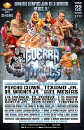 The Last Minute Ins and Outs of AAA's Guerra de Titanes