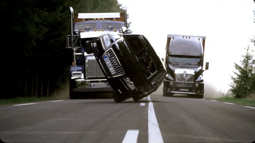 "Once again, that Audi steals the show in ""Transporter 3"""