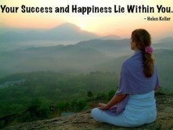 Create Happiness And Success In Your Life