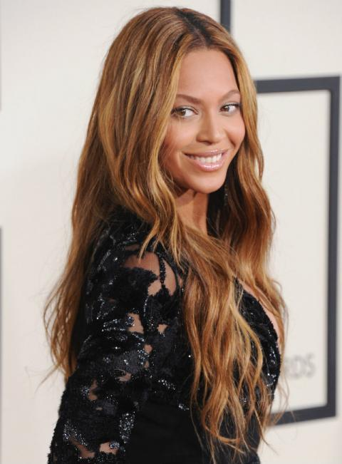 Beyonce's red carpet style