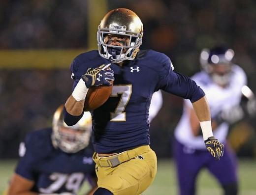 Will Fuller, WR, Notre Dame