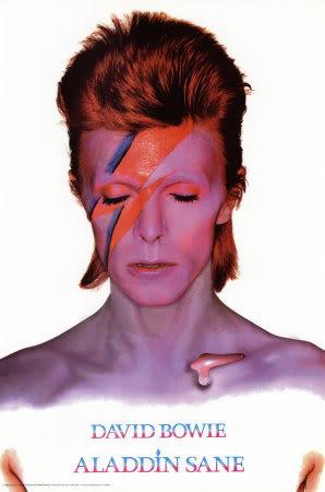 Bowie:  Pioneer In Men's Fashion.