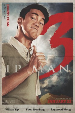 "Action Drama Film Review 2016: ""Ip Man 3""(Directed by Wilson Yip, Starring Donnie Yen, Mike Tyson)"