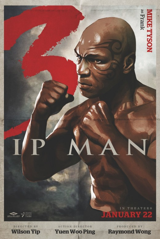 Art poster of Mike Tyson's Frank.