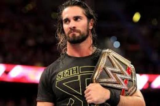Former WWE World Heavyweight Champion Seth Rollins
