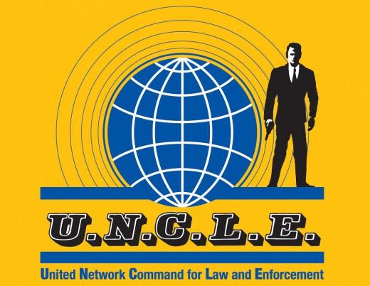 U.N.C.L.E.'s logo
