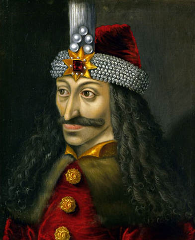 Vlad III Tepes, 16th century Prince of Wallachia from the House of Draculesti, was another possible inspiration for Stoker.