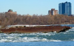 The Mysterious Barge In Niagara Falls