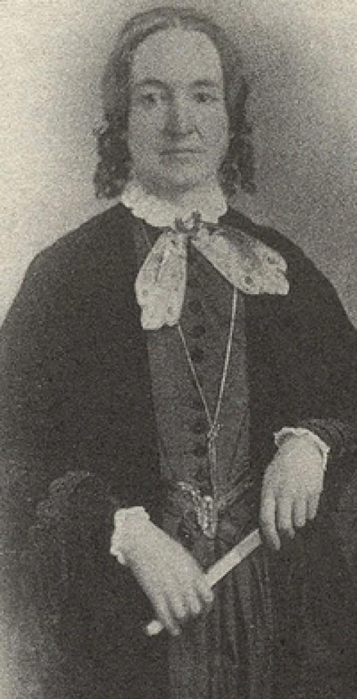 Elizabeth Ware Packard