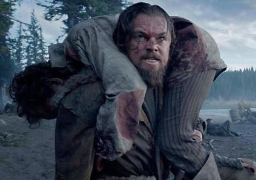 Another great performance turned in by DiCaprio!