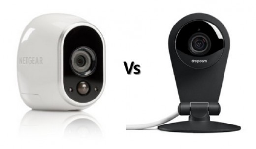 Netgear Arlo vs Dropcam Pro Home Security Camera - Which is better?