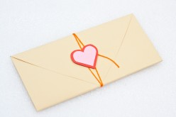How To Make A Cool Heart Envelope For Valentine's Day