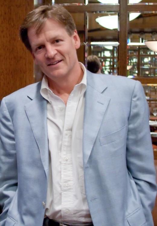 Career coach Michael Lewis