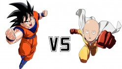 One Punch Man vs Goku! Who is the Stronger one?