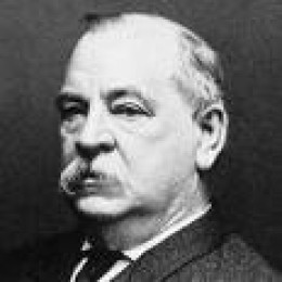 President Grover Cleveland Did What Was Expected: Nothing