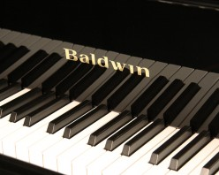 Richard Baldwin, Piano Heir & Prodigy, Hid Out in Great Falls, Montana