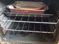 Clean the Oven without Chemicals