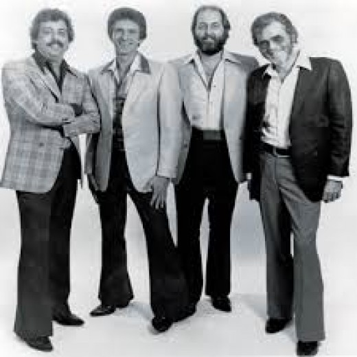 The Original Group: Harold, Don, Phil and Lew
