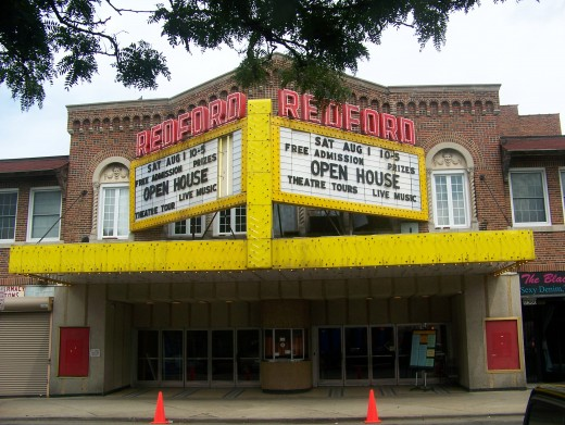 The historic movie theater experience for Burnsville theater