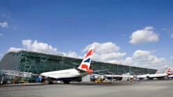 BANKING OPTIONS AT LONDON HEARTHROW AIRPORT