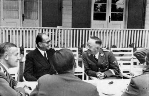 Bose and Himmler