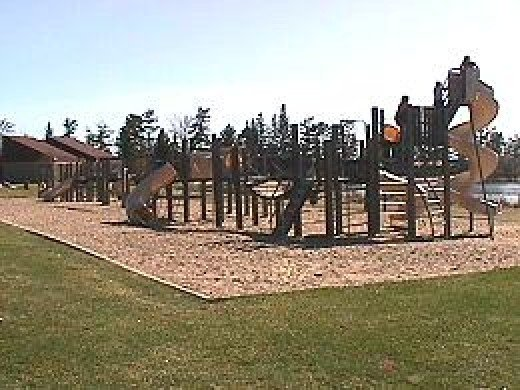 New and improved playground?