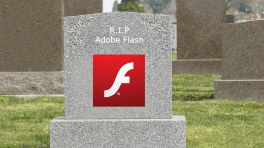 Flash is already dead