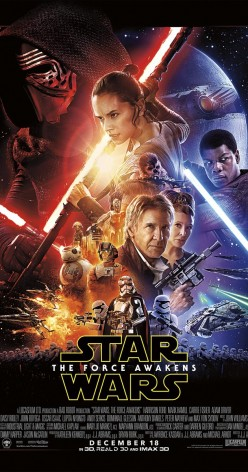 Star Wars Episode VII: The Force Awakens Predictions and Perspectives of a Geek Girl