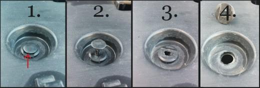 Retaining Pins