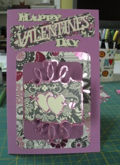 Valentine's Day - a Holiday for Homemade Greeting Cards