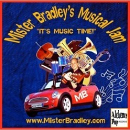 Mister Bradley's Musical Jam! is a treasure...and is addictive!  Visit www.misterbradley.com to find it.